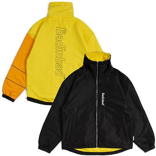 Reversible Color Jacket_Black