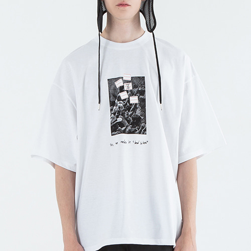 1969 Music and Art T Shirt_White