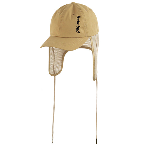 String Trooper Hat_Beige