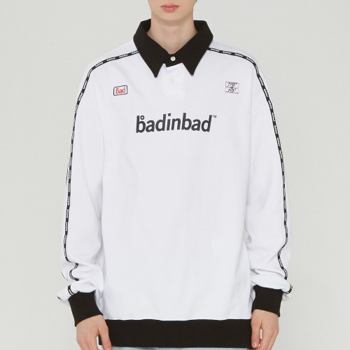 LOGO SPORT POLO_WHITE