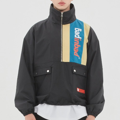 BACK POCKET ANORAK_BLACK