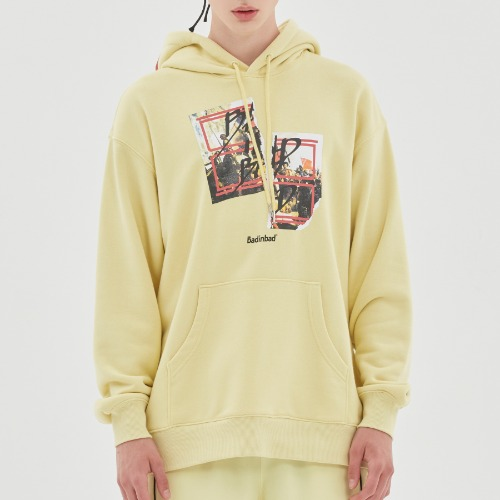GALLERY LOGO HOOD_LIME YELLOW
