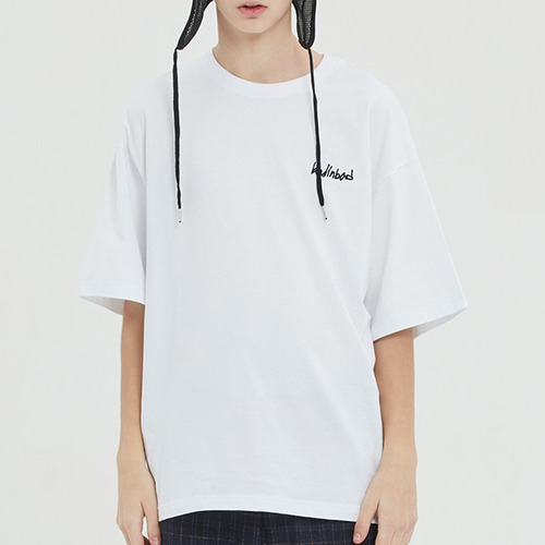 DOCUMENT GRAPHIC TEE_WHITE