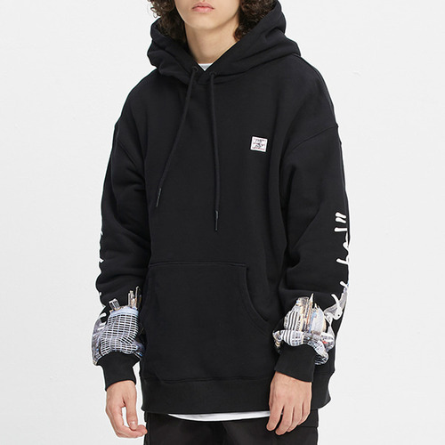 BAD CITY HOODIE_BLACK