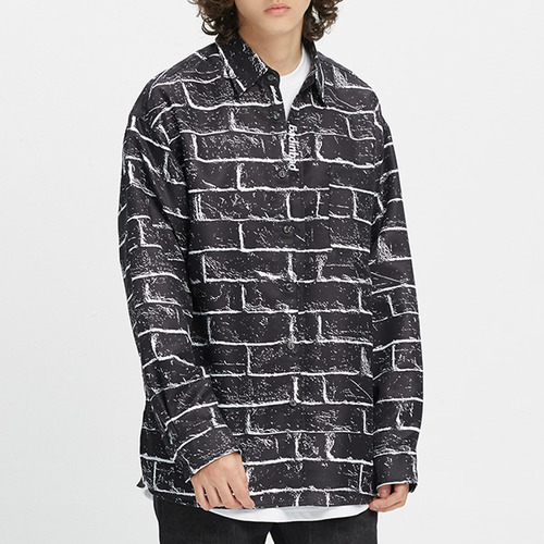 BRICK SHIRT_BLACK