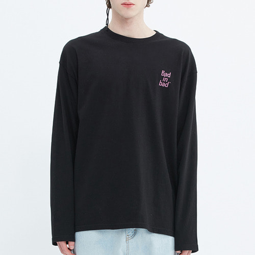 OG LOGO LONG SLEEVE_BLACK